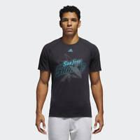 Adidas Men's NHL San Jose Sharks T-Shirts CT4864