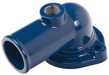 Trans-Dapt 8342 Ford 429-460 Water Neck Ford Blue Powder Coated