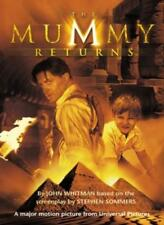 "The ""Mummy Returns"": Junior Novelisation By John Whitman, Max Allan Collins"