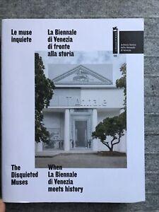 The Disquieted Muses : When La Biennale di Venezia Meets History (Paperback) NEW