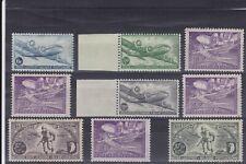 timbres  belge  lot poste aérienne  neufs °°