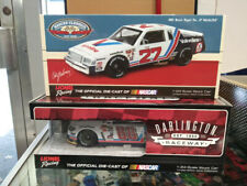* DALE EARNHARDT JR 2015 DARLINGTON & CALE YARBOROUGH 1982 VALVOLINE BUICK 1/24*