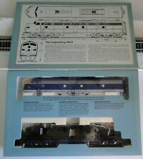 Proto 2000 8185 Chesapeake & Ohio E8/9 Locomotive #4016 w/ Mars lights NEW