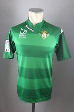 Betis Sevilla Trikot Gr. S Kappa 2007-2008 Real Betis Balompié Shirt Jersey 100