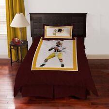 NFL Biggshots Washington Redskins Robert Griffin III Bedding Comforter SET TWIN