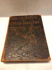 The Rubaiyat of Omar Khayyam Edward Fitzgerald 1919 Dodge Pub HC - Free Shipping