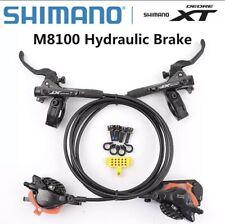 Kit Freni Mtb Idraulici Shimano XT BR-M8100 BL-M8100 nuovi Anteriore Posteriore