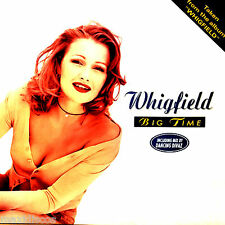 CDM - WHIGFIELD - BIG TIME (5 MIXES) ITALO DISCO, MINT, FACTORY SEALED !! LISTEN