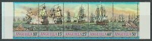 Anguilla 1970 #131a West Indies Sea Battles - MNH
