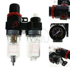 AFC Air Pressure Regulator Oil/Water Separator Filter Compressor AFR2000+AL2000