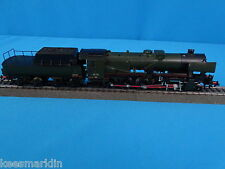 Marklin 34156 NMBS Steamer with Tender series 26 Green-Black  TUBIZE   DELTA