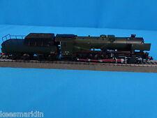 Marklin 34156 SNCBNMBS Steamer with Tender series 26 Green-Black  TUBIZE   DELTA