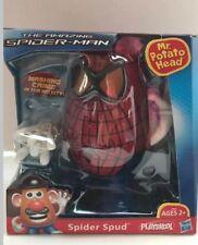 MR. POTATO HEAD (SPIDER SPUD) THE AMAZING SPIDER-MAN [PLAYSKOOL]