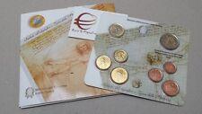 2006 8 pièces 3,88 EURO BU ITALIE OFFICIEL ITALIA ITALY Italien Италия