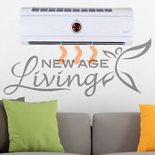 NEW Contemporary Electric Wall Mount Heater 750W + 1500W Remote Timer Panel 3