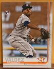 2019 Framber Valdez Rookie Card Topps #376 - Astros . rookie card picture