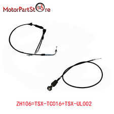 Pull-Choke-Throttle-Cable-Yamaha-PW80-BW80-Y-Zinger-Dirt-Bike-Motorcycle-PW-80