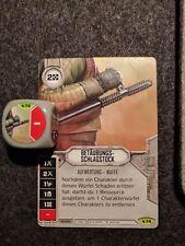 Sammeln & Seltenes 2x Star Wars Destiny Reys Stab Rey's Staff #44