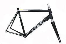 Felt FA Rahmen Kit, Rahmenset Rennrad, Racebike, Roadbike Frameset 58cm, black
