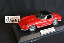 FR Special Model Ferrari 275 Spider NART Soft top (closed) 1:18 red (PJBB)