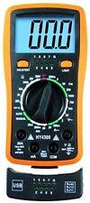 Hy4300 Digital Vom Cable Tester Volt Ohm Milliamp Multimeter Live Wire