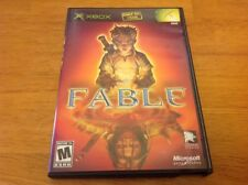 Fable Xbox COMPLETE