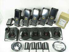 Lot of 5 Symbol Motorola Mc9090-G Wm5 Se1224 Color Mc9090-Gf0Hjefa6Wr 64/128