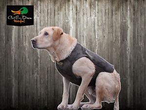 AVERY GREENHEAD GEAR GHG 3MM TUFF DOG PARKA VEST NATURAL GEAR NG CAMO MEDIUM M