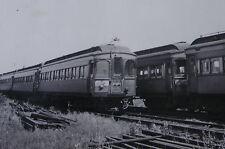 USA096 -1948 CHICAGO AURORA & ELGIN Railroad Co TRAIN No205 PHOTO - Illinois USA
