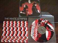 Jack WHITE STRIPES Live Hammersmith Apollo 05.11.05 UK 2005 THIRD MAN RECORDS