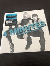 "Madonna Justin Timberlake 4 Minutes Give It To Me 7"" Single Double Pack"