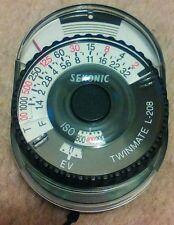 Sekonic L Analogue Photography Light Meters