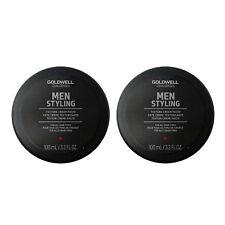 Goldwell Dual Senses Texture Cream Paste for Men 3.3 oz (2 PACK)