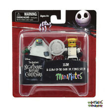 Nightmare Before Christmas Minimates TRU Wave 4 Igor & Glow/Dark Dr Finkelstein