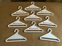 Hanger Lot 9 American Girls white star Doll of today clothes wardrobe closet