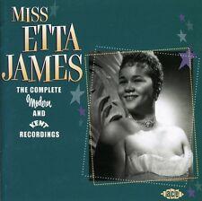 Etta James - Complete Modern & Kent Recordings [New CD] UK - Import