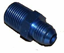 "Adpater - 3/8"" NPT to #6 JIC"