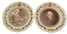 Wedgwood Josiah Wedgwood 250th Anniversary of his birth 2 plate set Eturia