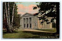 Postcard Art Building, Bar Harbor, Maine ME H1