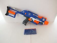 NERF STOCKADE Battery Powered Gun & Ammo Perfect for Cosplay Cos Play Mod Modify