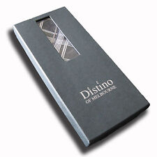 DISTINO Tie Gift Boxes - No Tie Included
