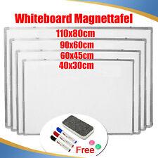 Glas Magnet Wand Tafel Whiteboard Memoboard  90x55cm Grün