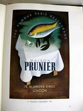 1949 Making  A Poster Book Austin Cooper 100 Pages of Vintage Ads Really Cool!