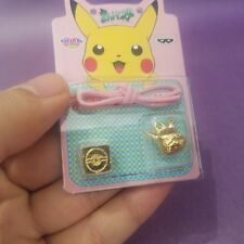 ot Banpresto Pokemon Metal Collection Mini Figure Pikachu