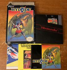 Hydlide NES very NICE! complete