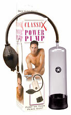 Classix Power Pump - Male Enhancement Pump