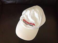 HONDA POWER OF DREAMS PEAKED CAP / Baseball Cap - U.S Kids Gold Championship