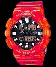 Gax-100msa-4a G-Choc CASIO montres Analogique Digital Resin Bande