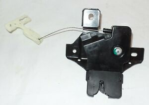 2008-2019 Ford Taurus Lincoln MKS Rear Trunk Lid Latch Lock Actuator Release OEM