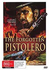 THE FORGOTTEN PISTOLERO - WESTERN - NEW & SEALED DVD